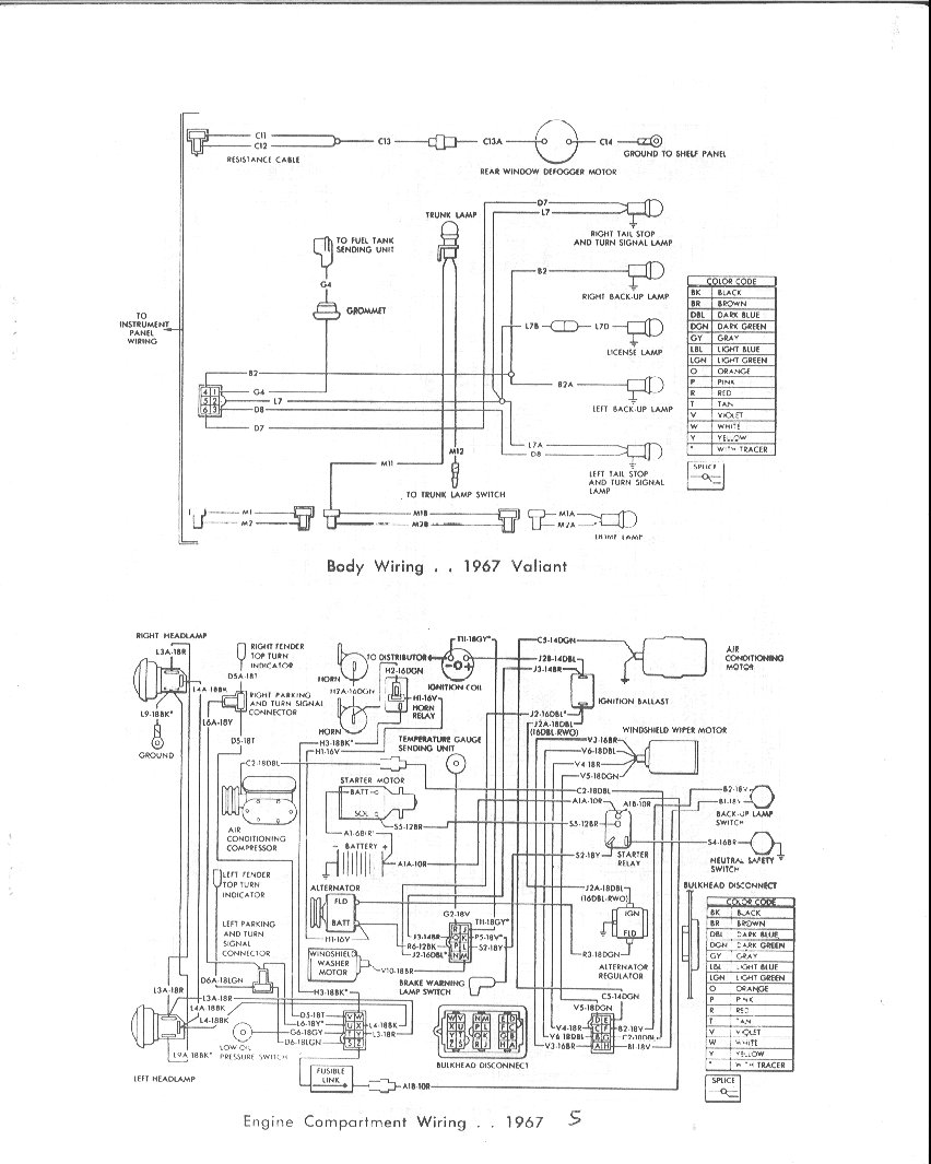 1967 barracuda dash wiring diagram 1967 barracuda engine wiring diagram | better wiring ...